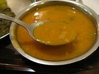ダル(レンズ豆のスープ)