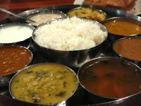 South Indian Meals Dinner Set