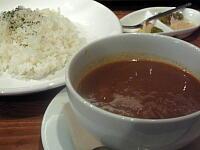 チキンマサラカレー