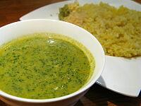 小松菜カレー