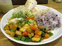 野菜カリー
