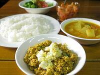 ペアセット(キーマ、南・野菜)