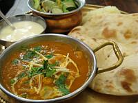 ナブラタンカレー(ミックス野菜カレー)