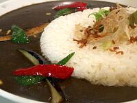 黒ごま野菜カレー