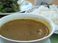 龍井茶葉カレー