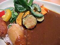 色とりどり野菜カレー