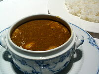インドネシアカレー