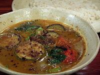 鹿児島黒豚ひき肉と野菜のカレー