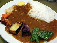 野菜カレー特急