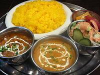 タリセット(ネパールの家庭料理)