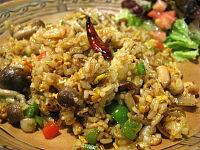 マサラ焼飯