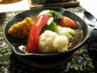 野菜カリー(数量限定)